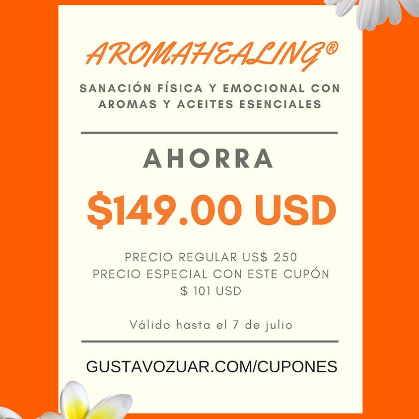 CUPÓN AromaHealing On Line