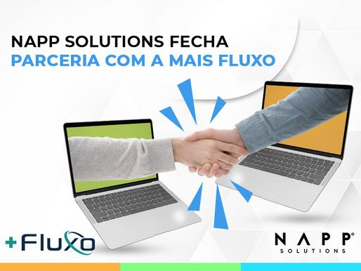 Napp Solutions fecha parceria com a Mais Fluxo
