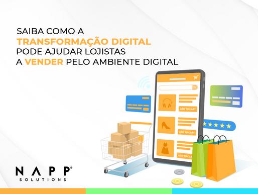 Saiba como a transformação digital pode ajudar lojistas a começar vender no ambiente digital