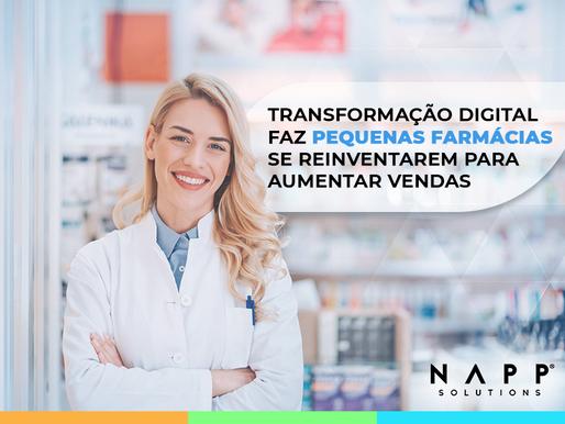 Transformação digital faz pequenas farmácias se reinventarem para aumentar vendas