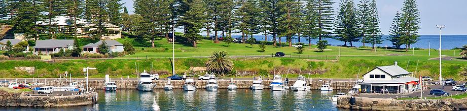 Kiama Harbour NSW
