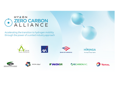 Hyzon & Partners Launch Collaborative Industry Platform to Advance Hydrogen Ecosystems Worldwide