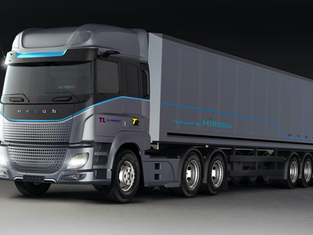 Hyzon Motors and Hiringa Energy advance partnership to decarbonize heavy road transport in NZ