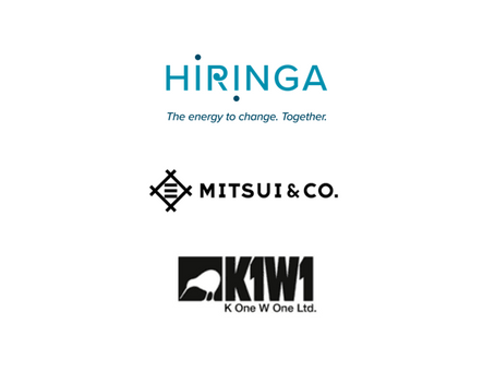 Support growing for Hiringa Energy's vision for commercialising green hydrogen