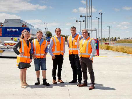 Hiringa and Waitomo - Fuelling future Kiwi generations' fuel needs
