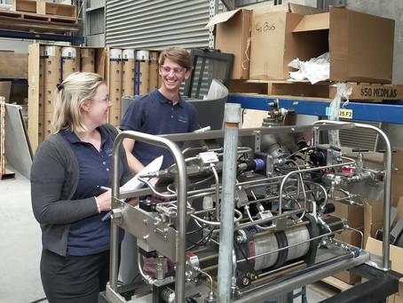 Hiringa Energy & Haskel partner to provide refuelling at GBV - NZ's first hydrogen bus manufacturer