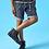 Thumbnail: Bermuda Jeans Molinho