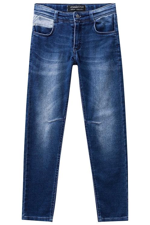 Calça Jeans Soft Bolso