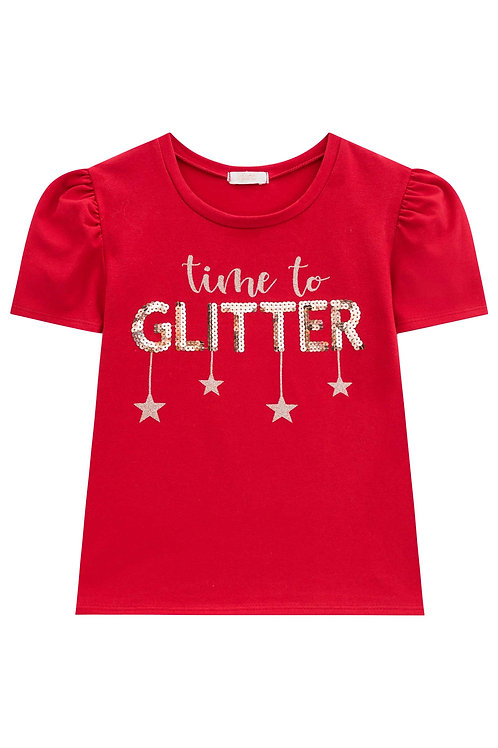 Blusa Time to Glitter
