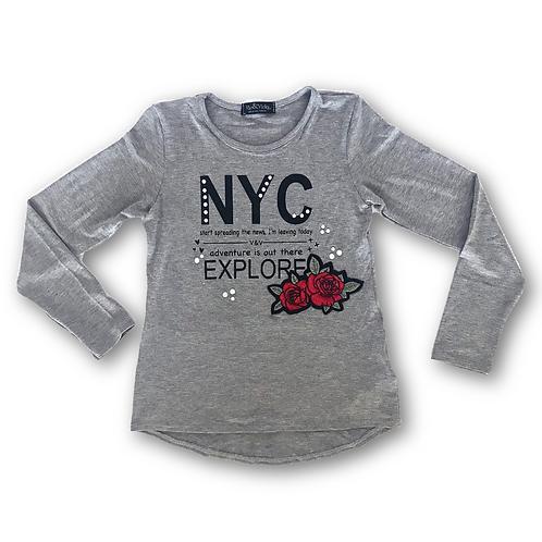 Blusa de Malha NYC