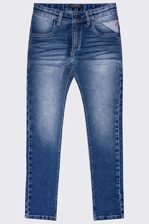 Calça Jeans Soft Lavagem