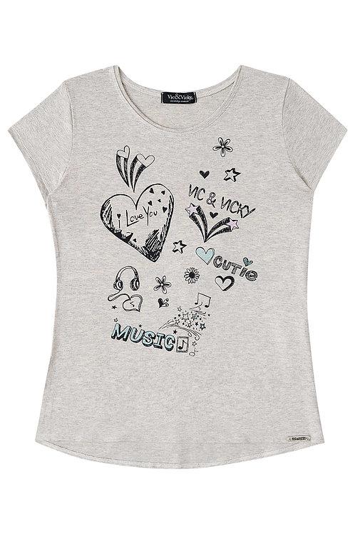 Camiseta Cutie