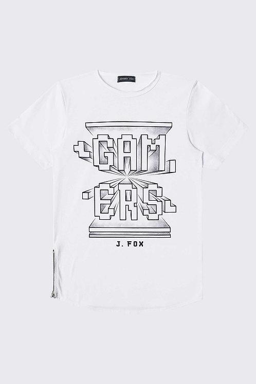 Blusa Branca Gamers