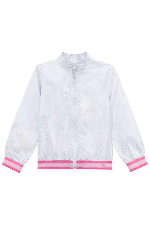 Jaqueta de Lamê