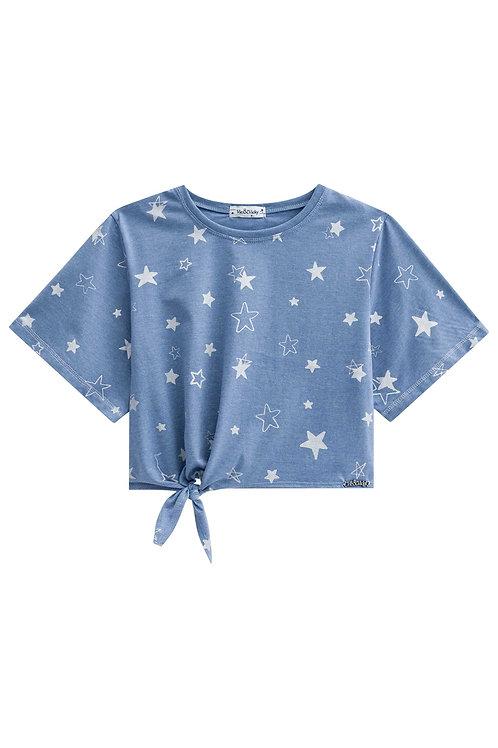 Cropped Estrela com Nózinho