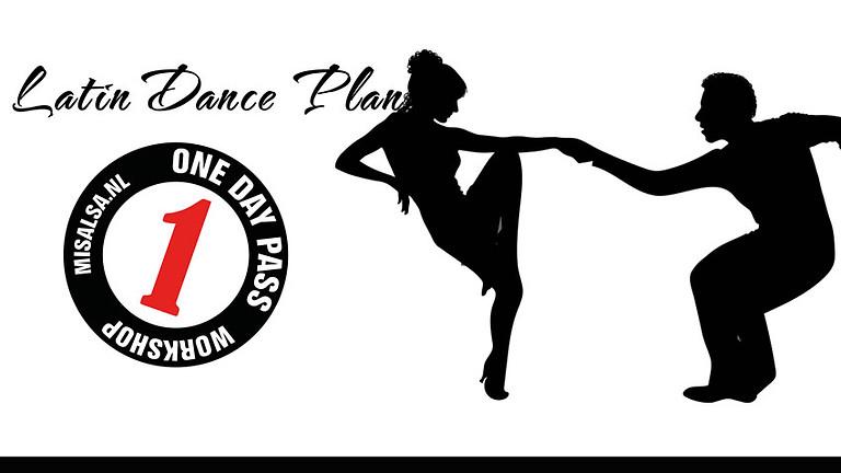 Workshop Kizomba & Dance 25 juli