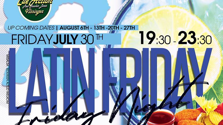 Latin Friday