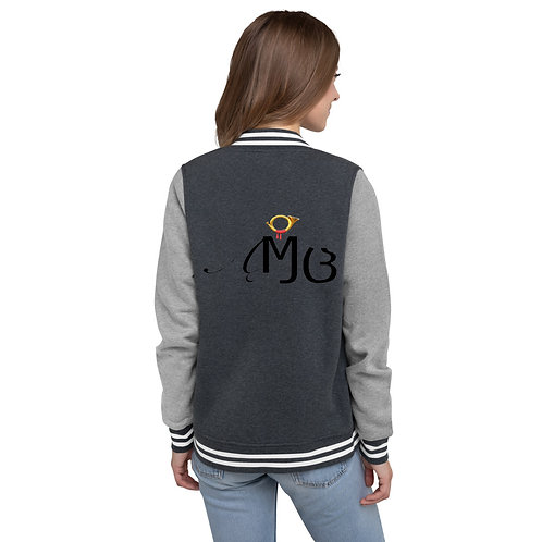 AMB Women's  Letterman Jacket