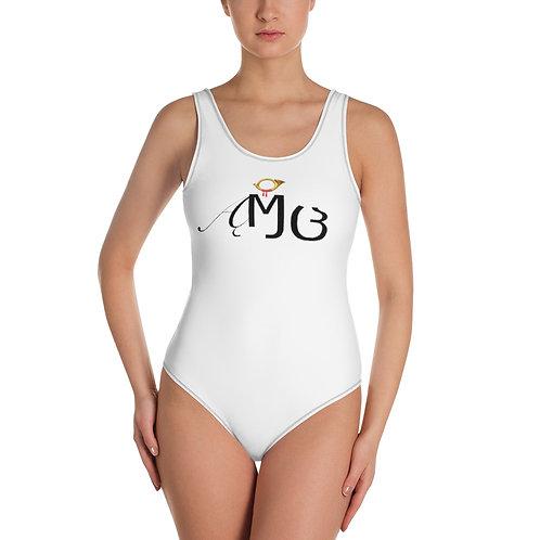 One-Piece AMB Swimsuit
