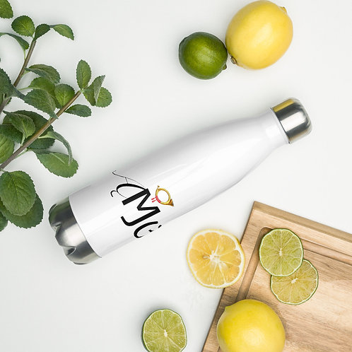 AMB Stainless Steel Water Bottle
