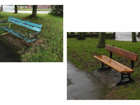 Backford Road Bench