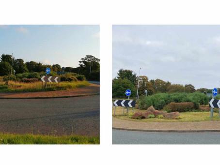 Thurstaston Roundabout