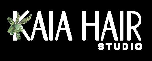 Kaia Hair Studio_White Text_Boxed_PNG.pn