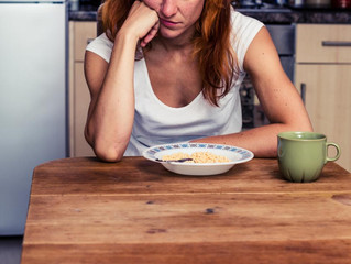 Diet and depression: Foods and nutrients for recovery