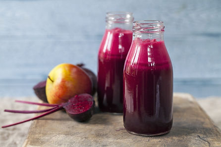 Beetroot Smoothie - Pre Workout Drink