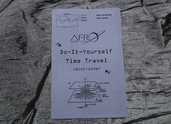 DIY Time Travel Zine