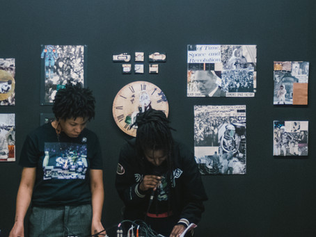 Community Futurisms: Time & Memory in North Philly 002 – Black Space Agency