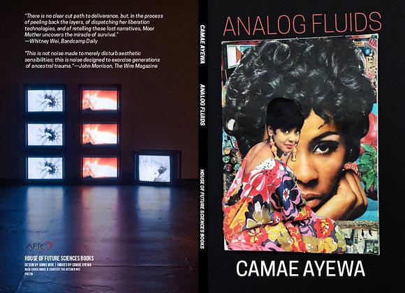 Analog Fluids by Camae Ayewa