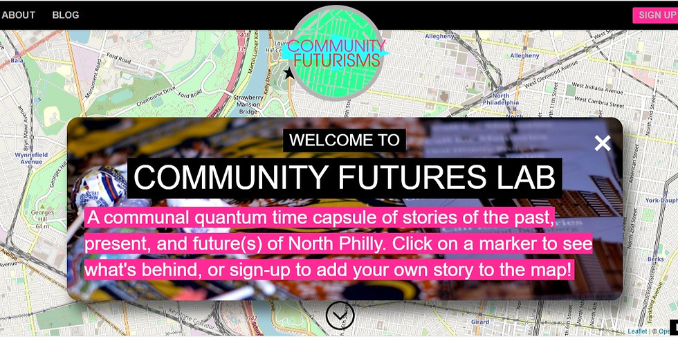 Time & Memory in Sharswood: Community Histories + Futures (Local Mean Time)