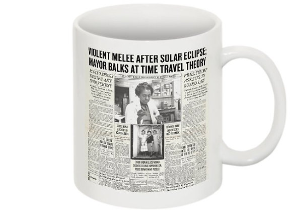 Time Travel Melee Mug