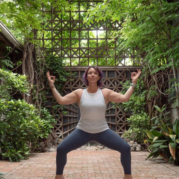 Megan Huff, Breathe.Flow.Grow