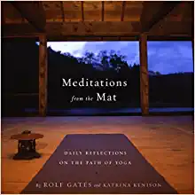 """""""Meditations from the Mat"""""""