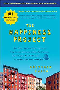 """""""The Happiness Project"""""""