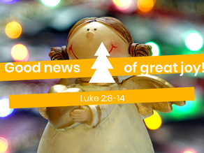 Christmas Day: Luke 2:8-14