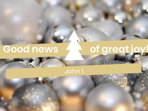 Carol Service: John 1
