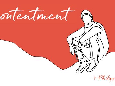 Sermon: Contentment