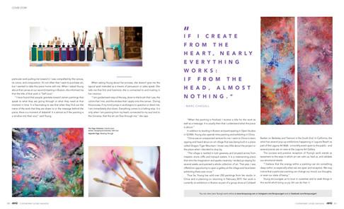Venu Magazine - Cover Story