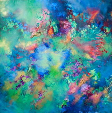 Letting Life Flow - SOLD