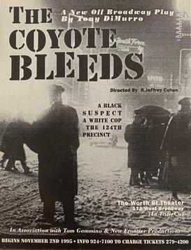 The Coyote Bleeds
