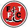 Official Travel partner of Fleetwood Town Football Club