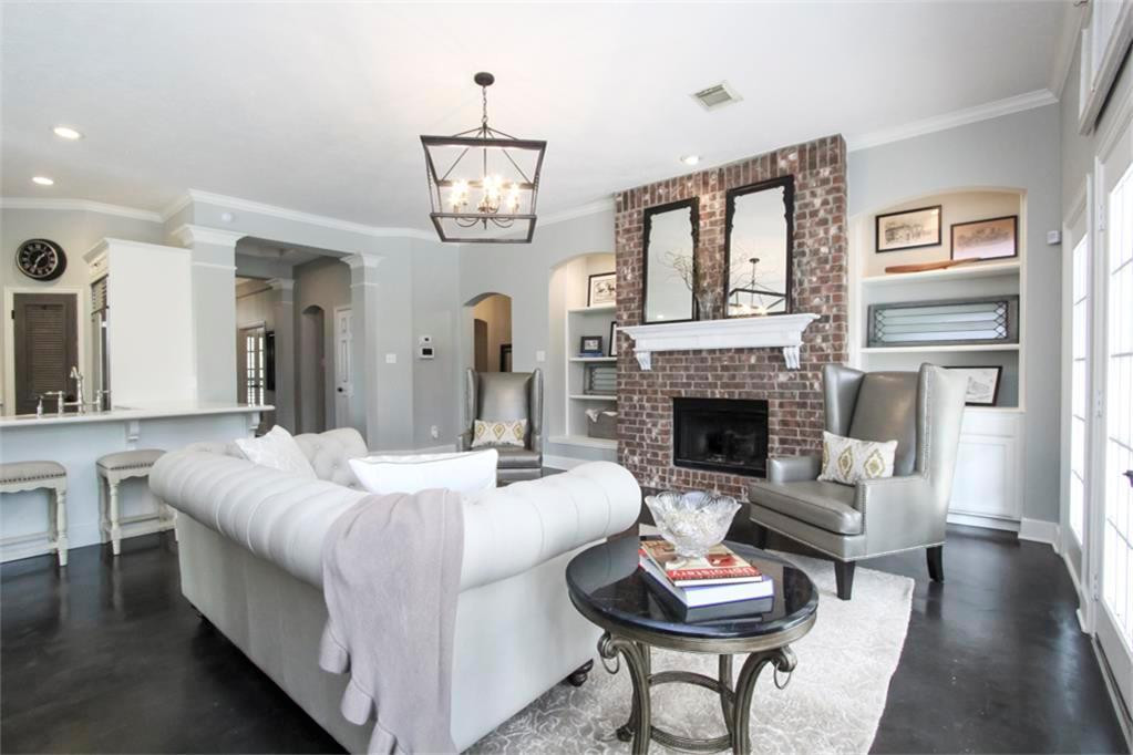 The Woodlands Luxury Home Staging