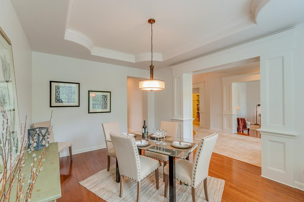 Vacant Home Staging The Woodlands Texas