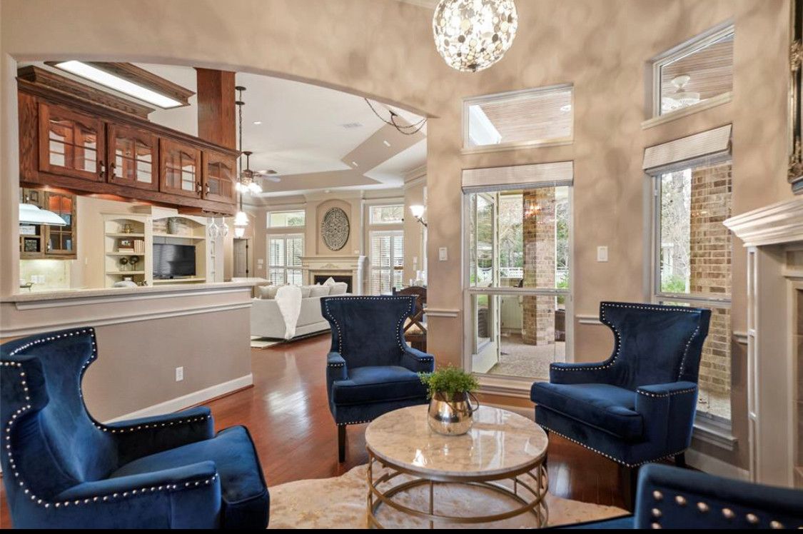 Montgomery Texas Home Staging