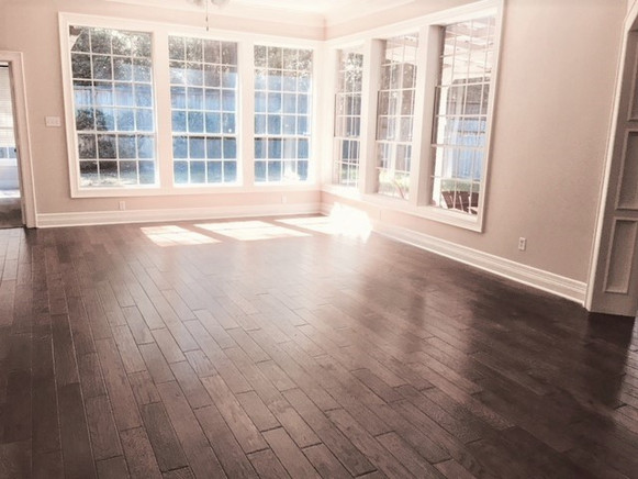 Vacant Home Staging The woodlands Real Estate
