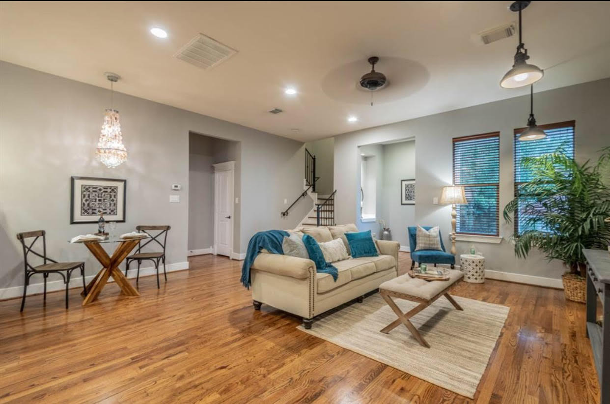 Live Like its Listed Vacant Home Staging