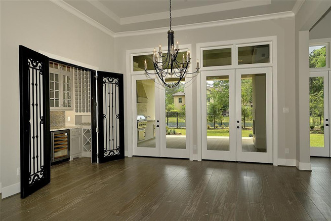 Carlton Woods Vacant Home Staging